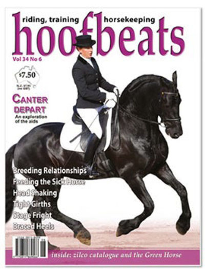 Hoofbeats March 2013