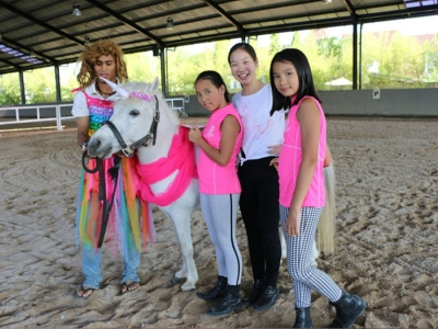 BEC Pony Camp Summer Holiday 2014