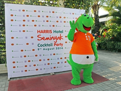 Harris Hotel Seminyak Launch, Aug 2014